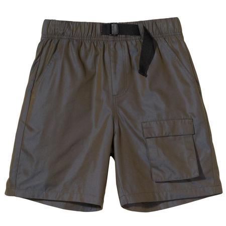 Stussy Iridescent Pocket Short - Grey