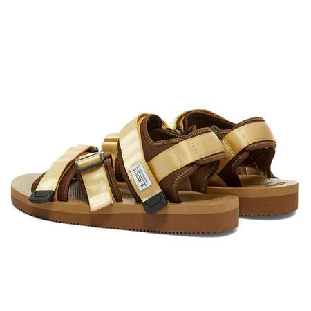 Suicoke Kisee-V shoes - Tan