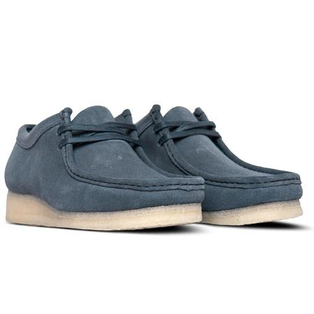 Clarks Wallabee shoes - Blue
