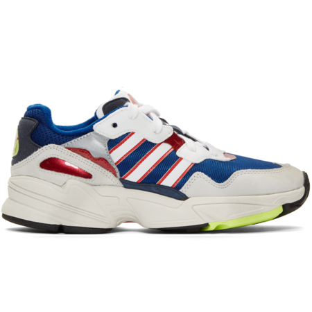 Adidas Yung-96 sneakers - NAVY/RED