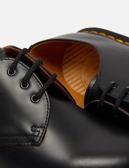 Dr Martens Vintage 1461 3 Eye Shoe - Black
