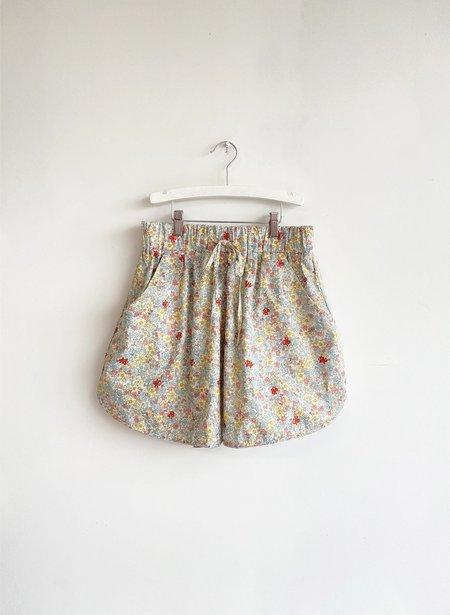 Eliza Faulkner Bailey Shorts - White Floral