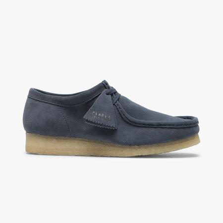 Clarks Originals Wallabee shoes - Blue