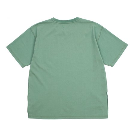 Reborn Double Inside Out T-shirt - Moss