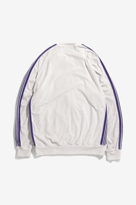 Needles R.C. Track Jacket - white