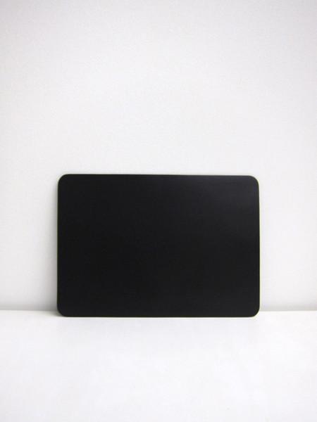Isaac Reina A4 Mouse Pad, Black