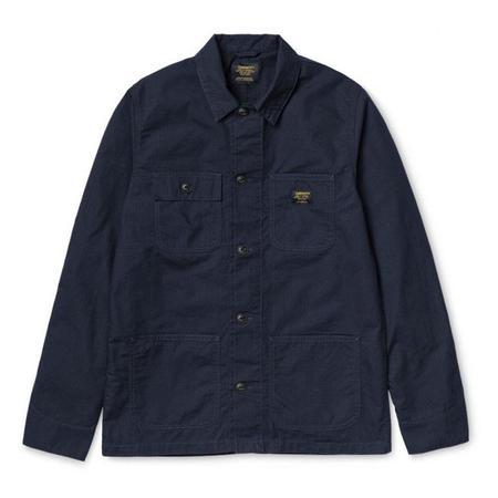 CARHARTT WIP Michigan Shirt Jacket - Navy