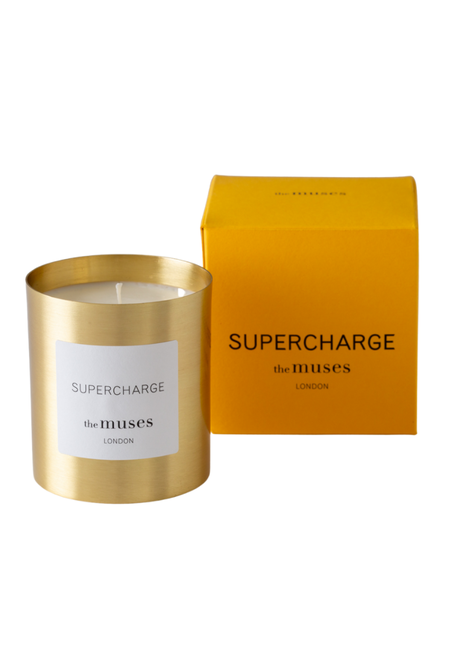 The Muses Supercharge Candle
