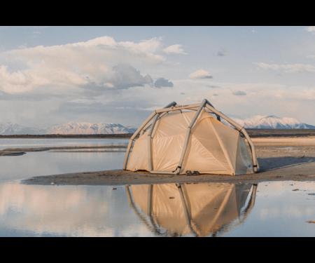 Heimplanet Backdoor 3 Season Tent - Sand