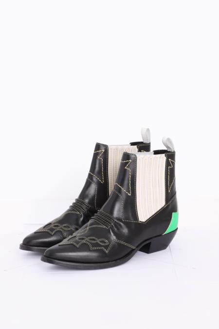 Roseanna Tucson Noir Boots - Black/Multi
