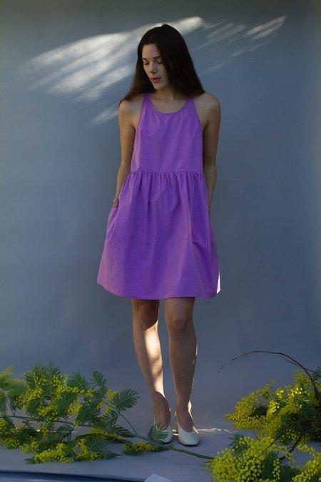 Juliette Fabbri Cece Nightdress - Lavender