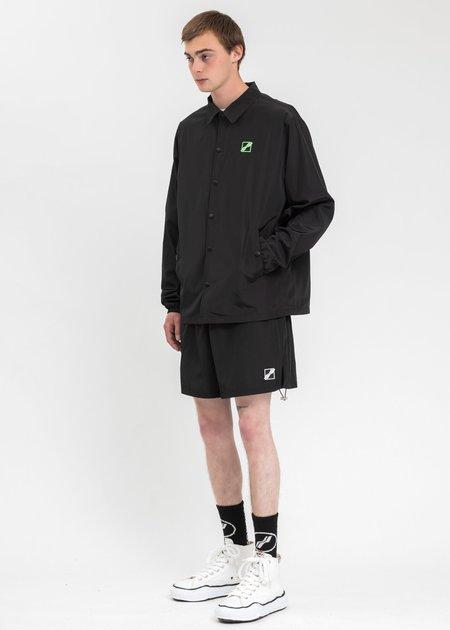 we11done Basic String Shorts - black