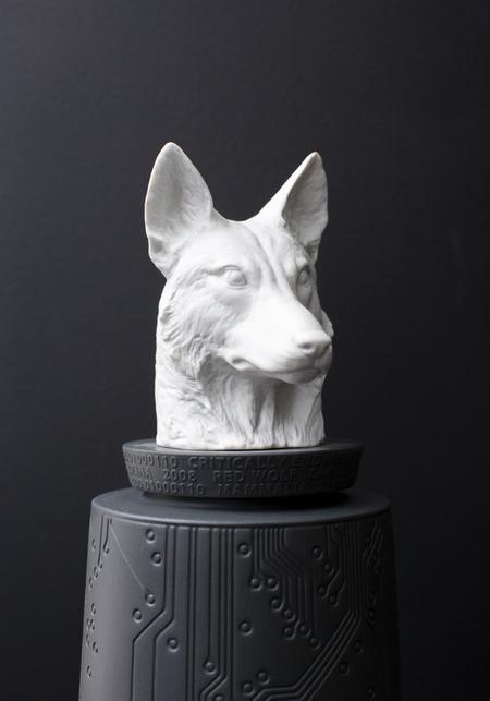 Vista Alegre Red Wolf Box
