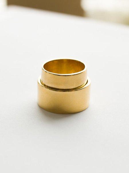 Merewif Levon Ring - Gold