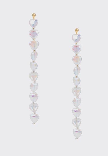 Paloma Wool Mcguire Earrings - White