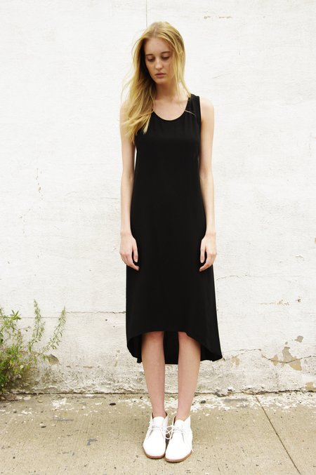 Anderst Bianca Racerback Dress