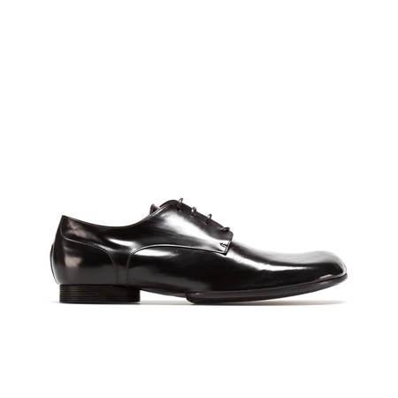 MATTIA CAPEZZANI Derby shoes - Black