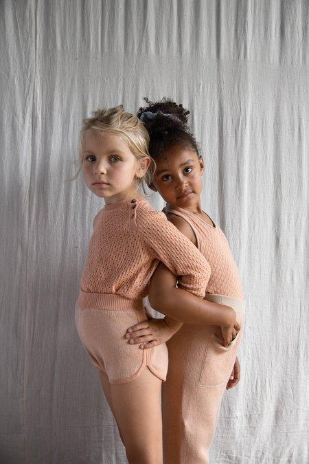 Kids Soor Ploom Lou Pullover - Clay