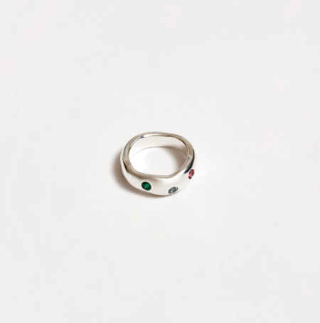 Wolf Circus Ophelia Ring - Silver