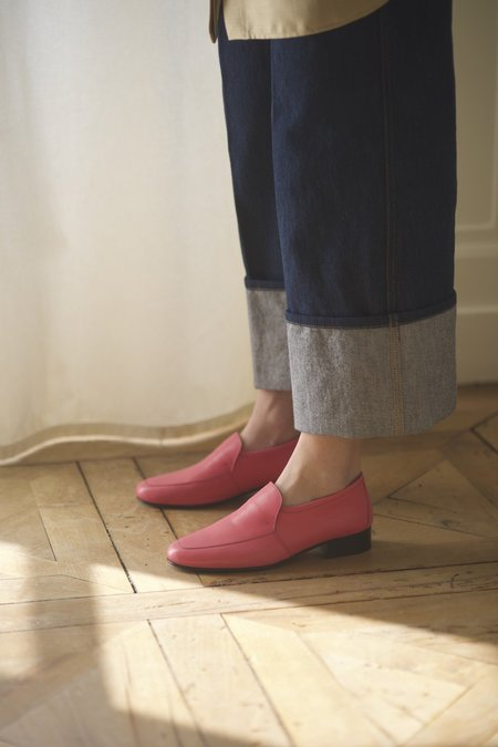 Anne Thomas Léo Nappa shoes - Cupido