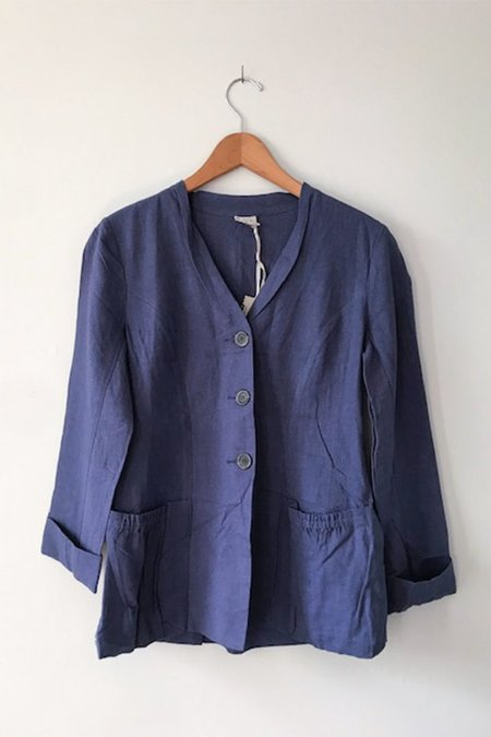 GUT Lilith Relaxed Blazer - Navy