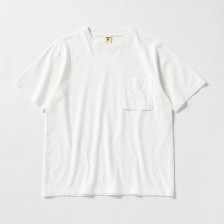 Jackman Pocket T-Shirt - White