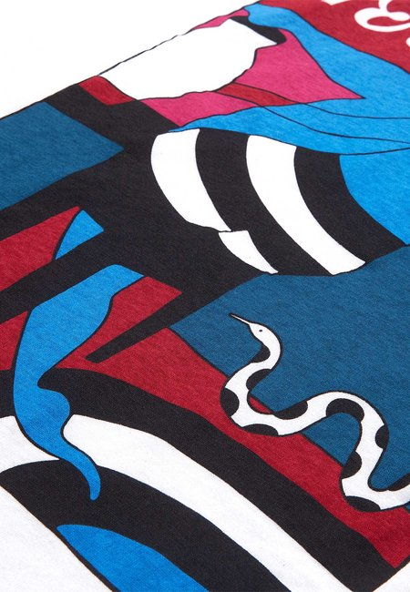 BY PARRA Bar Messy T-shirt - white