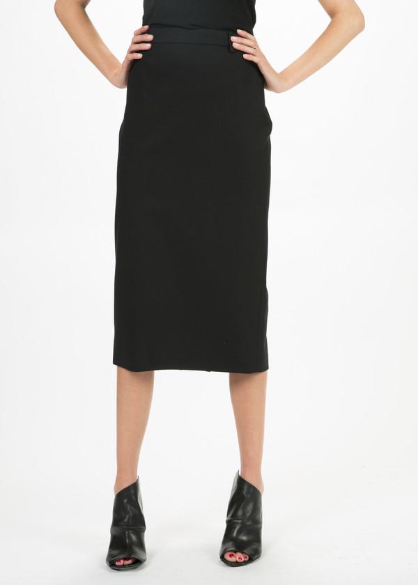 Organic by John Patrick Straight Skirt