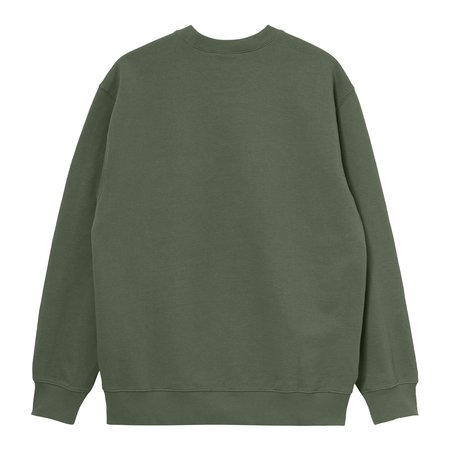 Carhartt Wip Pocket Sweat - Dollar Green