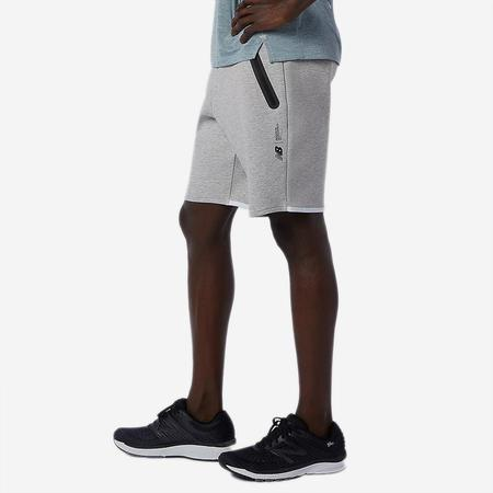 NB Athletics Fortitech Fleece Shorts - Atheltic Grey
