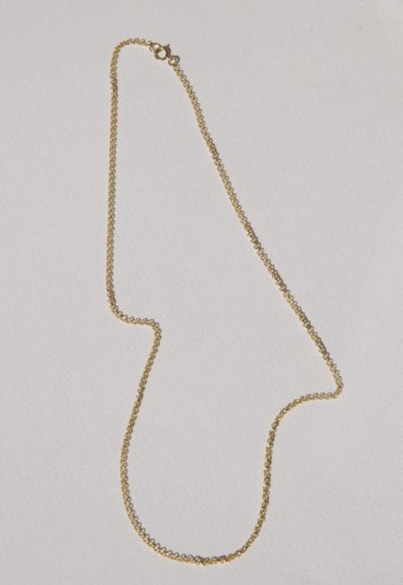 Vermeer Studio Anita Necklace - Gold