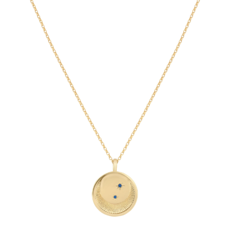 Electric Picks Moonstruck Necklace - Gold