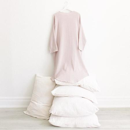 ADVICE Article One Button Dress - Dusk Pink