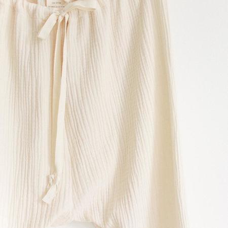 ADVICE Article Three Drawstring Pants - Prairie Cream