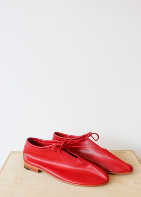 Martiniano Booties - Red