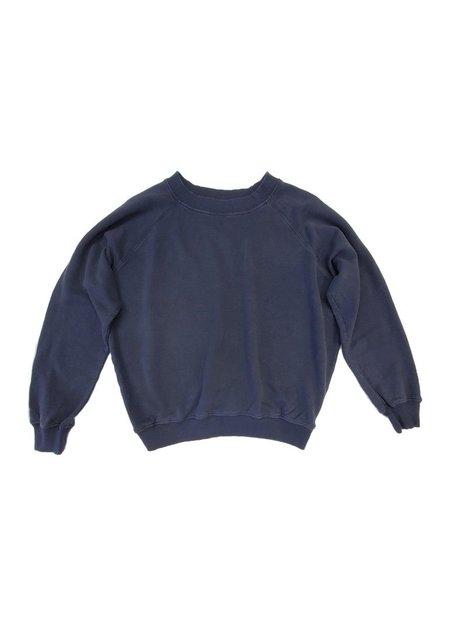 Jungmaven Bonfire Raglan Sweatshirt - Black