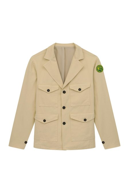 Freemans Sporting Club Pocket Coat - Tan