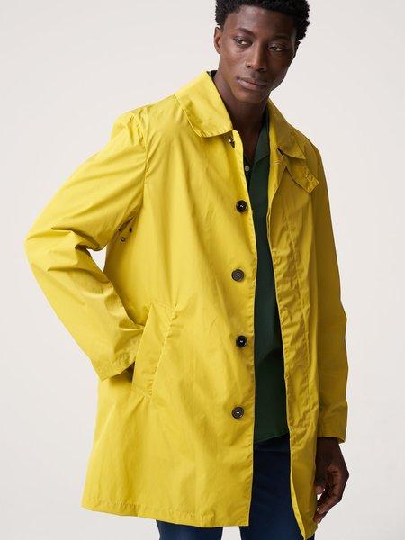 Mackintosh London Coat - Lemon Curry