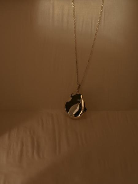 L'amoureuse Luce Necklace - Sterling Silver
