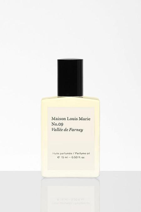 Maison Louis Marie No.09 Vallée de Farney - Perfume oil