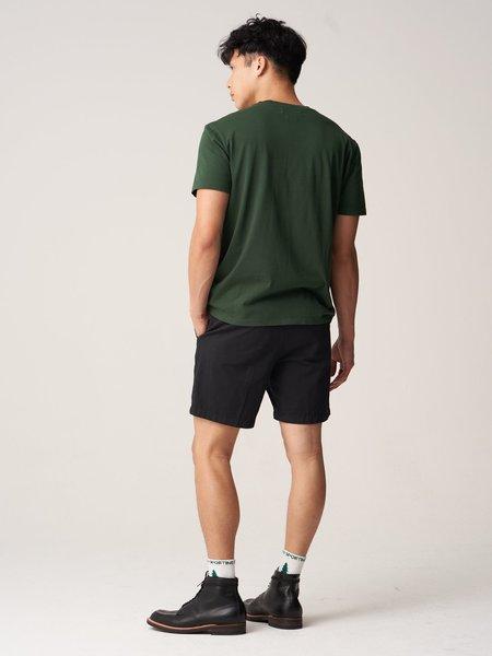 Freemans Sporting Club FSC Patch T-Shirt - Green