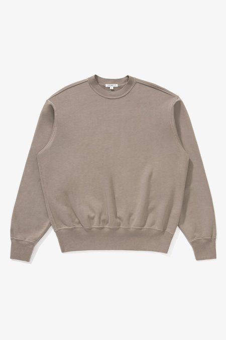 Lady White Co. Relaxed Fit Sweatshirt - Almond