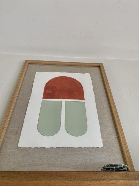 Ayse Sirin Budak Aqueduct #2 art