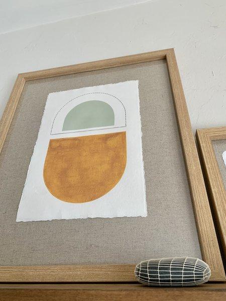 Ayse Sirin Budak Windows #2 art