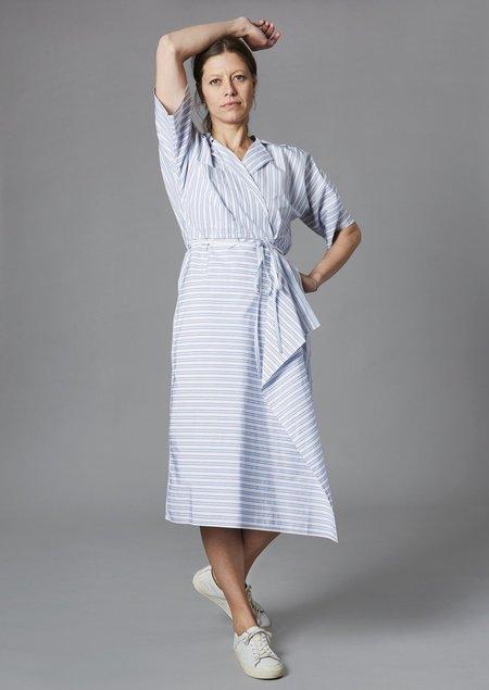 Sofie D'Hoore Dina Dress - Sky