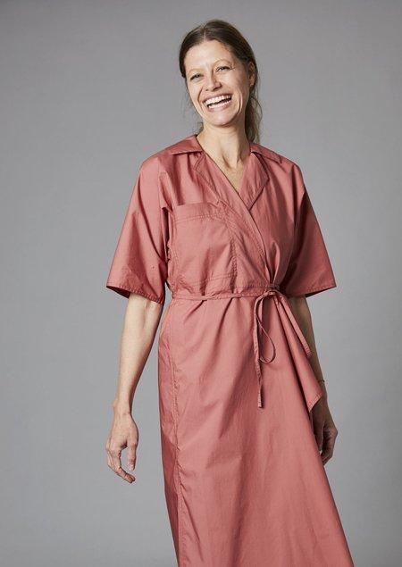 Sofie D'Hoore Dina Dress - Terracotta