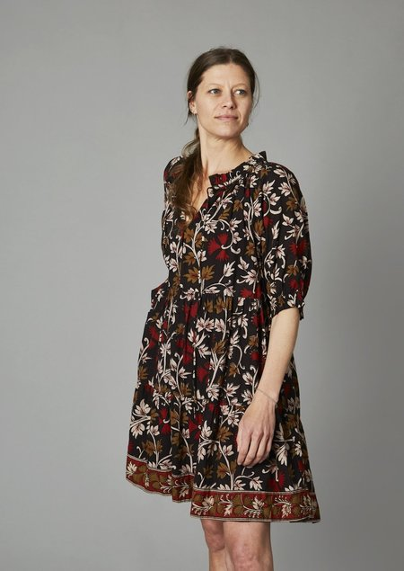 Charlie Joe Graziana Short Dress - Lady Black