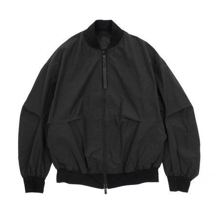 N.hoolywood Ma-1 Blouson - Black