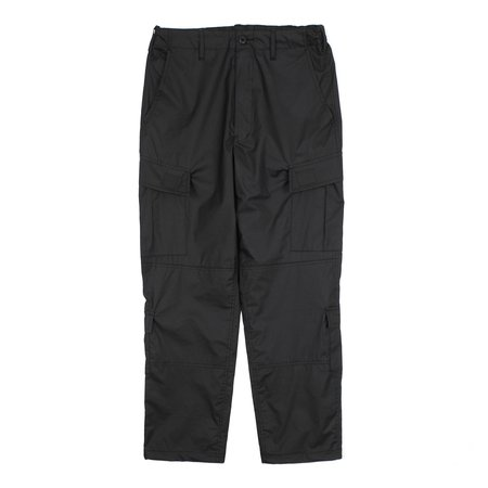 N.hoolywood Pertex Tactical Cargo Pants - Black