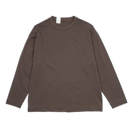 N.hoolywood Under Summit Long Sleeve T-shirt - Brown